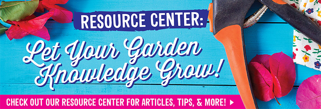 Let Your Garden Knowledge Grow